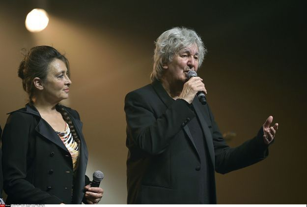 Jacques Higelin et Catherine Ringer en 2015