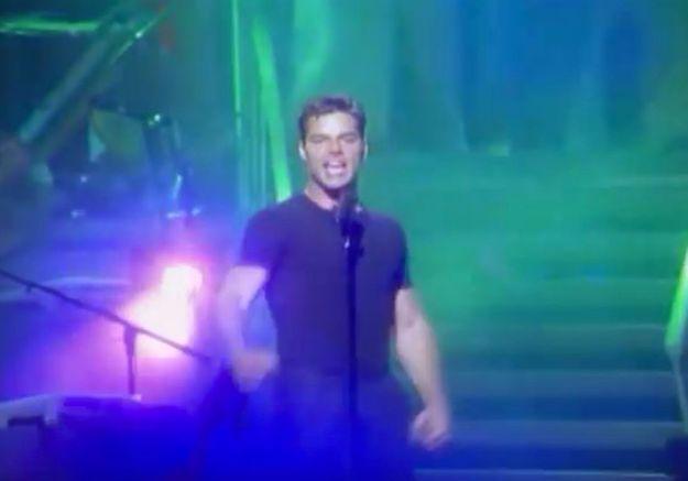Ricky Martin – La Copa De La Vida