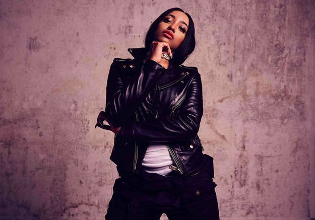 Shay : « jolie garce » et future star du hip-hop