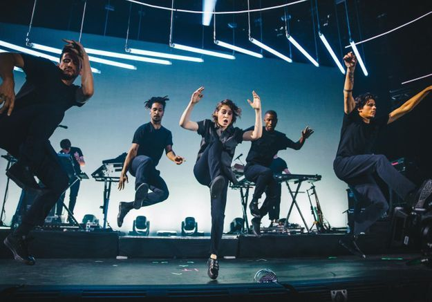 (Vidéo) Apple Music Festival : Christine and The Queens électrise la scène londonienne