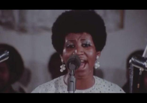 « Amazing Grace » : bientôt un documentaire consacré à Aretha Franklin