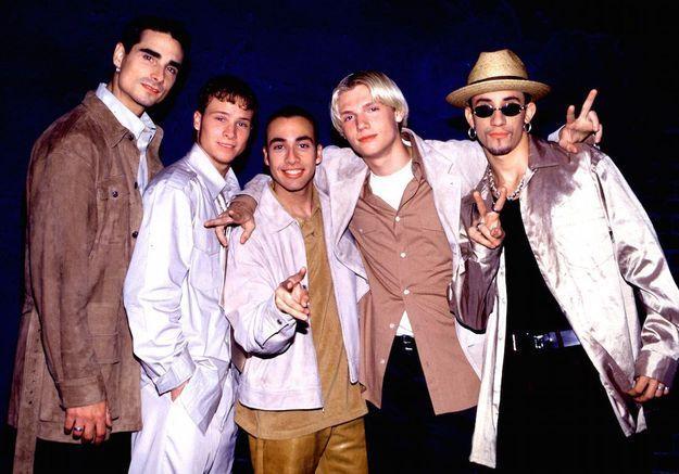 Après les Spice Girls, les Backstreet Boys sont aussi de retour !