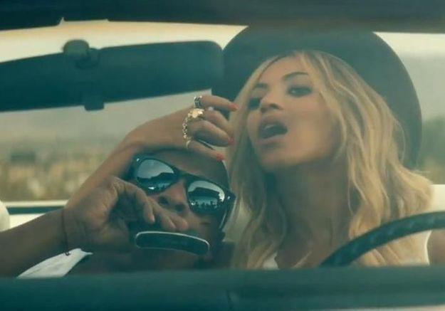 Beyoncé et Jay Z, gangsters de charme dans le teaser de «On The Run»