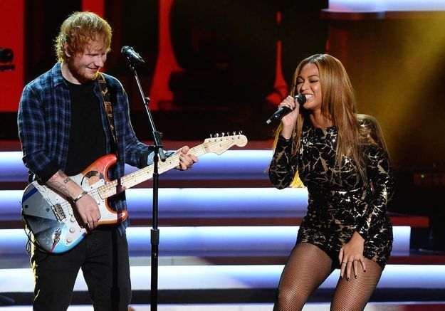 Beyoncé reprend «Drunk In Love» avec Ed Sheeran