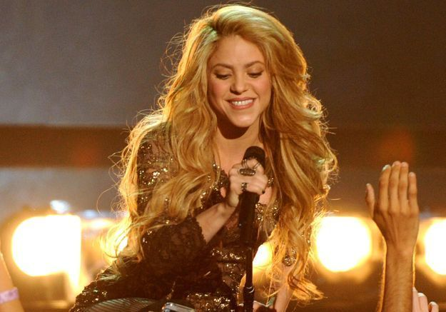 Brésil 2014 :Shakira gagne la finale de la Coupe du monde contre Jennifer Lopez