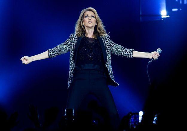 Céline Dion va bientôt enregistrer un album en français