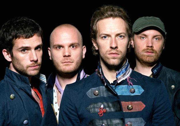 Coldplay dévoile son nouveau single « Adventure of a Lifetime »