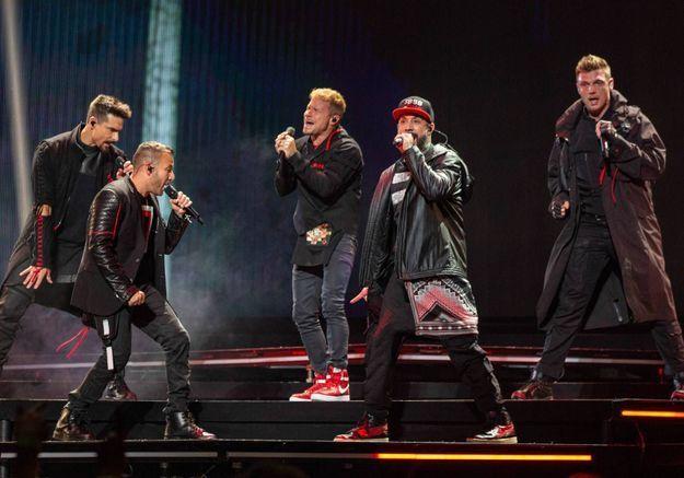 Confinés chacun chez eux, les Backstreet Boys se retrouvent en vidéo pour reprendre «IWant It That Way»
