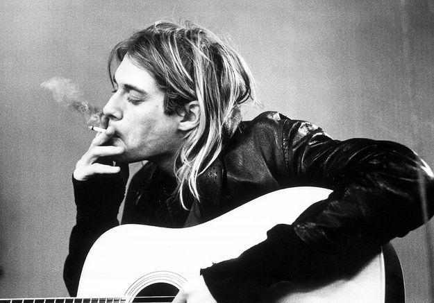 Découvrez l'interview inédite de Kurt Cobain