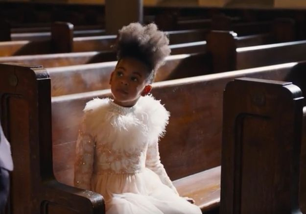 Family Feud : Jay Z dévoile-t-il l'avenir de Blue Ivy dans son clip ?