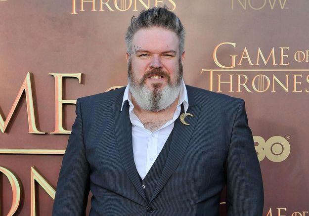 Hodor de « Game of Thrones » sort son premier morceau
