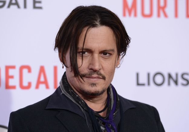 Johnny Depp se lance dans une carrière de rockstar !