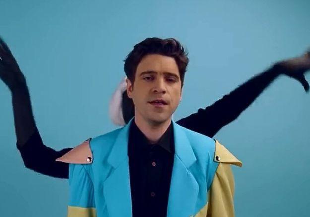 Le clip de la semaine : « Dancing Like a Robot » de GYM