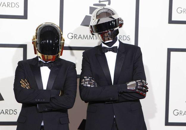 Les Daft Punk sont de retour après sept ans de silence