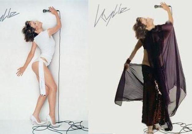 Les pochettes d'albums trop sexy des stars censurées au Moyen-Orient