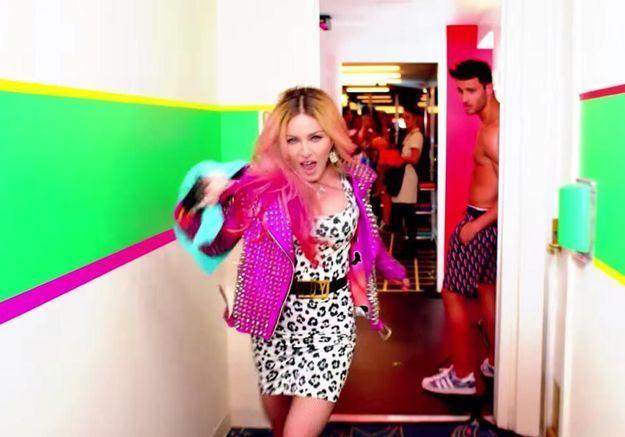 Madonna : découvrez son clip événement avec Beyoncé et Katy Perry