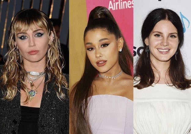 Miley Cyrus, Ariana Grande et Lana Del Rey sortent un hit ensemble