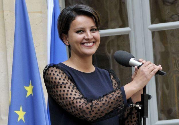 Najat Vallaud Belkacem : une reconversion dans la musique ?