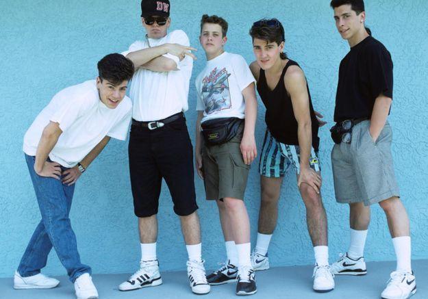 New Kids on the Block: le retour du boys band 90's!