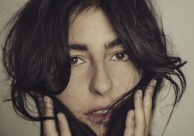 Nili Hadida, en session acoustique à la rédaction