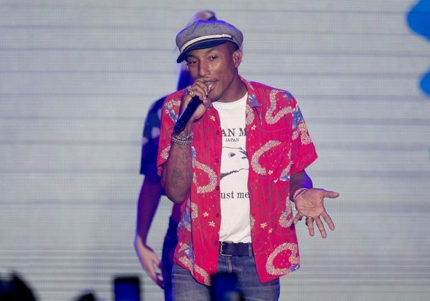 Pharrell Williams va sortir un nouvel album avec son groupe N.E.R.D