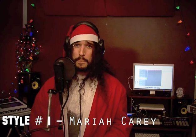 Prêt-à-liker : 20 versions délirantes de « All I Want For Christmas Is You »