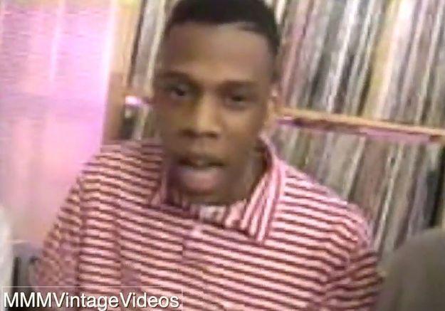 Prêt-à-liker : le premier rap de Jay Z à 21 ans