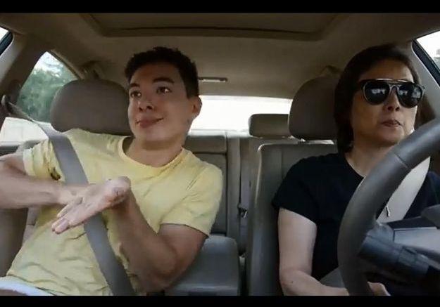 #PrêtàLiker : ce jeune américain qui fait du playback dans sa voiture va vous bluffer