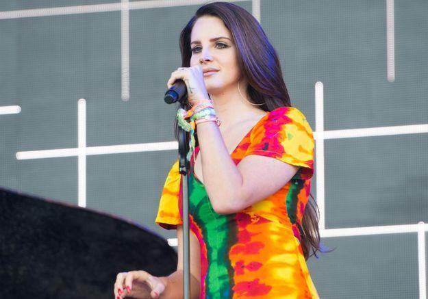 #PrêtàLiker : Lana Del Rey dévoile un extrait de son single « Honeymoon »