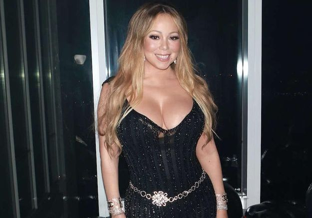 Quand Mariah Carey rend hommage à Johnny Hallyday