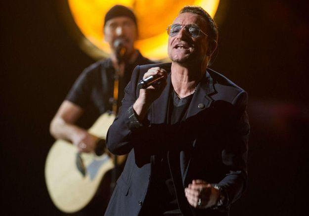 Quand U2 réalise le rêve de quatre fans en plein concert