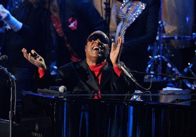 Stevie Wonder et Prince réunis lors d'un concert privé à la Maison-Blanche