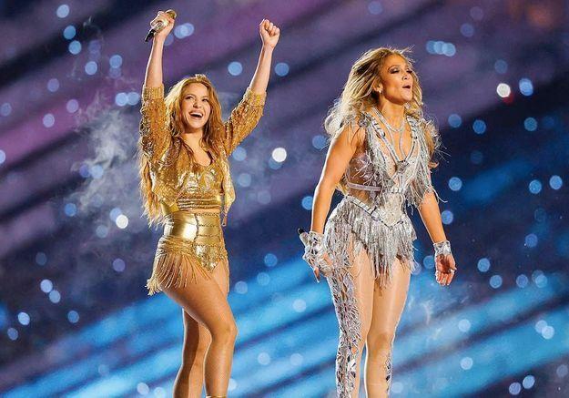 Super Bowl 2020 : revivez la performance de Jennifer Lopez et Shakira !