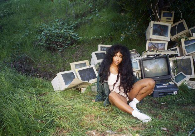 Sza : la chanteuse qui a fait craquer Pharrell Williams