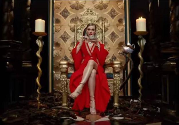 Taylor Swift détrône Adele et bat le record de vues avec son nouveau clip