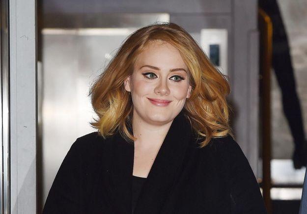 Adele : de retour sur scène lors des NRJ Music Awards