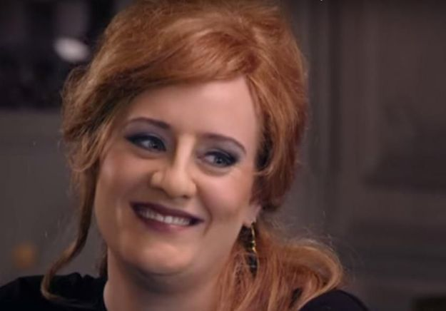 Adele: elle piège ses sosies pour une émission britannique