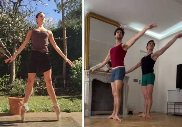 Cédric Klapish s'associe aux danseurs de l'Opéra de Paris pour une vidéo en hommage aux soignants