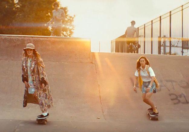 Comment les skateboardeuses ont envahi l'espace public