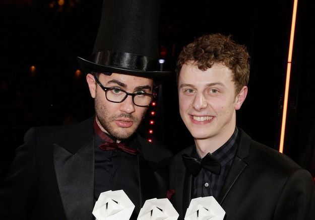 Cyprien et Norman, stars de YouTube pour 2015