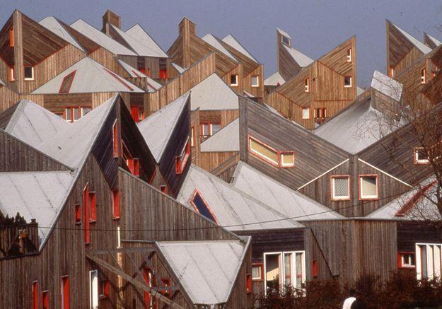 Dans le 93, péril sur l'architecture de la géniale Iwona Buczkowska