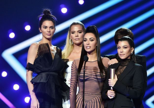 Disney Annonce Un Nouveau Programme Avec La Famille Kardashian Elle