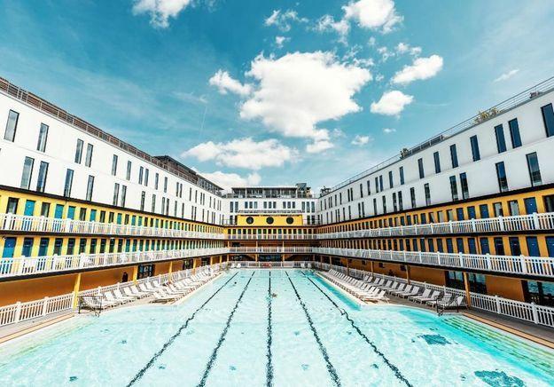 ELLE X LaFourchette : participez à une soirée sur le rooftop de l'hôtel Molitor