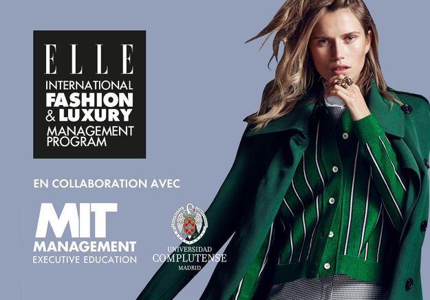 Envie de travailler dans la mode ? Le magazine ELLE lance sa formation !