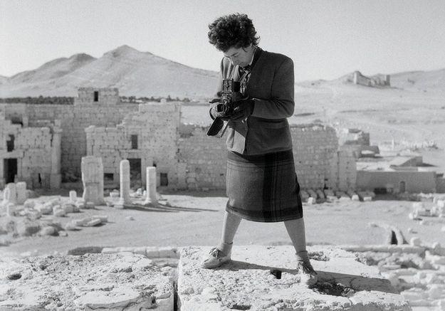 Hélène Roget-Violet, une vie à photographier sans jamais être exposée