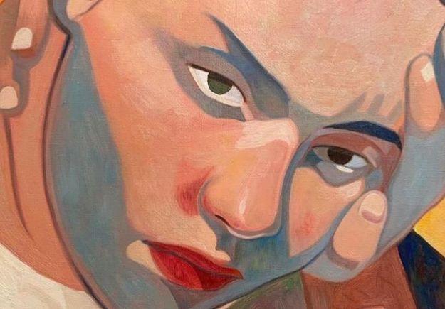 Ines Longevial : la peintre qui enchante Instagram