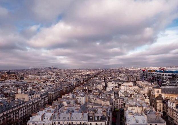 L'anti-blues du dimanche soir : l'impressionnant time lapse qui célèbre Paris