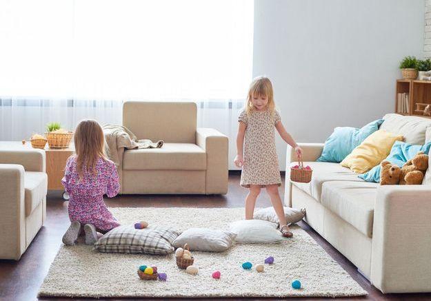 Pâques : comment organiser une chasse aux œufs à la maison durant le confinement ?