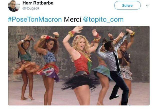 Le tweet de @RougetR