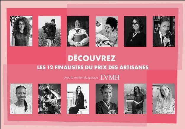 Prix des Artisanes : découvrez nos finalistes !